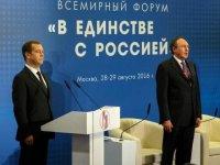 Делегация из Словакии на Всемирном форуме соотечественников «В единстве с Россией»