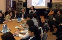Круглый стол «Сотрудничество учреждений культуры и туризма регионов России и Словакии»