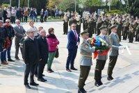 Торжественная церемония, посвященная Дню освобождения Братиславы