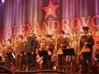 В словацком городе Ришневце открыли мемориальную доску в честь ансамбля имени Александрова
