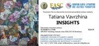 12.10.2017 Vernisáž ruskej umelkyne TATIANA VARZHINA