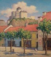 Выставка «Словакия в творчестве российских художников