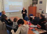 """Seminár z ruského jazyka a kultúry """"Moskva – hlavné mesto Ruska"""""""