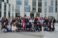 Учащиеся Гимназии им. Св. Павла пишут об экскурсии в Братиславу
