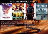 Festival ruských filmov sa začal na Slovensku