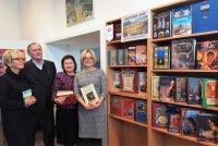 Выставка книг «История государства российского»