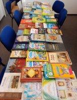 Vláda Moskvy odovzdala dar v podobe kníh