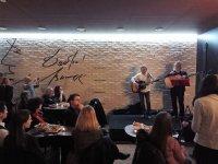 Kaviareň Vysockého sa stala miestom stretnutia krajanov v Bratislave
