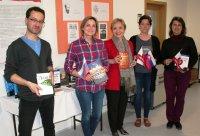 Встреча делегации Русского центра с преподавателями Университета Матея Бела в Банскей Быстрице