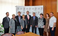 Matej Bela University in Banska Bystrica received books in Russian as a gift