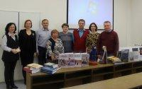 Univerzita Mateja Bela v Banskej Bystrici prijala ako dar knihy v ruskom jazyku
