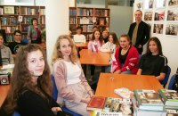 Open lesson at the Russian Center for Schoolchildren from Levice