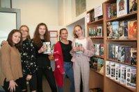 """Výstava kníh """"Veľké osobnosti Ruska"""""""
