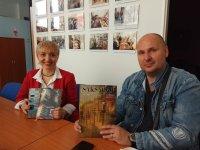 Creative meeting with Ukrainian writer Andrey Duka