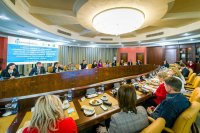 International Conference of Russian Compatriots was held in Khanty-Mansiysk