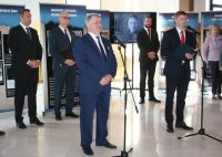 Международный день памяти жертв фашизма отметили в Братиславе