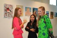 Студия живописи «Петрушка» открыла новый учебный год