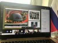 Урок Победы онлайн для школьников из Левиц