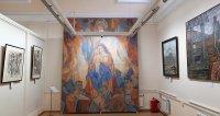 Виртуальная экскурсия по выставке «Искусство на войне, война в искусстве»