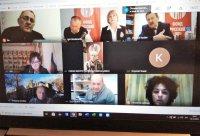 Словакия приняла участие в онлайн конференции Русских центров