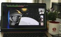 В преддверии 60-летия первого полёта человека в космос в Братиславе изучали историю космонавтики