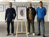 Цикл открытых уроков «Искусство на войне, война в искусстве» состоялся в Братиславе