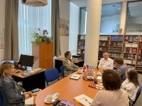The Russian Center hosted a seminar on
