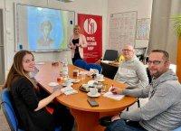 Otvorená hodina umenia, venovaná životu a dielu Izáka Levitana, sa konala v Ruskom centre v Bratislave